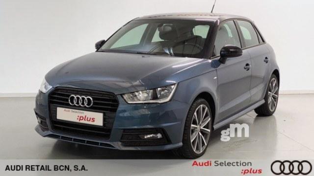 Audi a1 sportback 1.6 tdi diésel azul