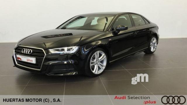 Audi a3 sedan 30 tfsi gasolina negro