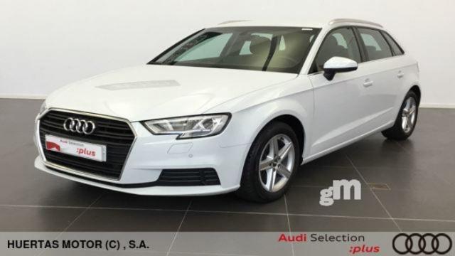 Audi A3 Sportback 2.0 TDI Diésel Blanco
