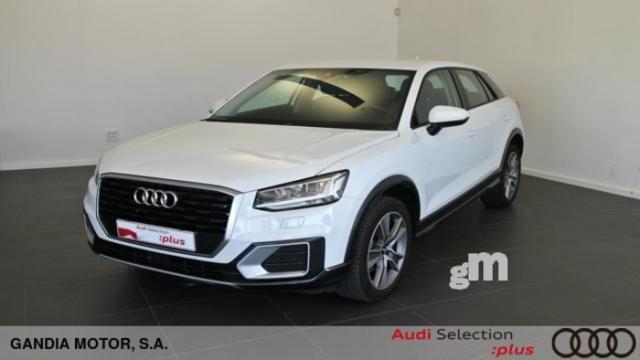 Audi q2 1.6 tdi diésel blanco