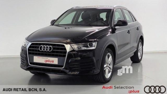 Audi q3 2.0 tdi diésel negro