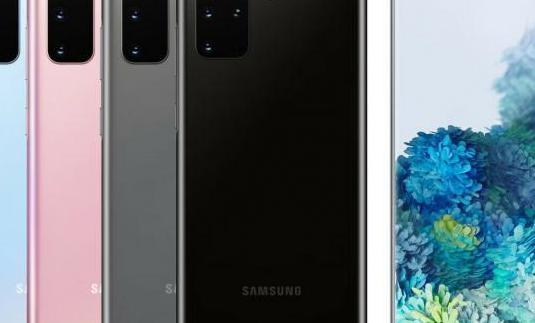 Brand new samsung galaxy s20 plus