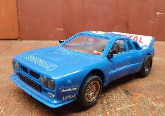 Coche scalextric lancia rally pioneer