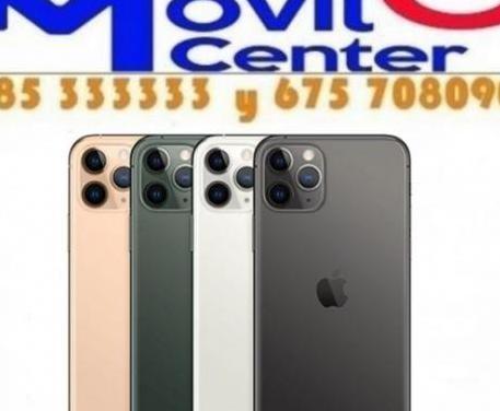 Iphone 11 pro 256gb nuevo sin abrir negro=movi...