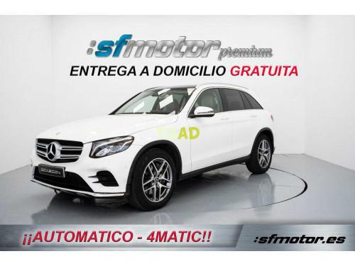 Mercedes GLC 250d 4MATIC AMG 205cv Auto