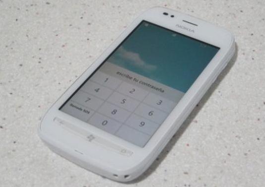 Nokia lumia blanco (impecable)