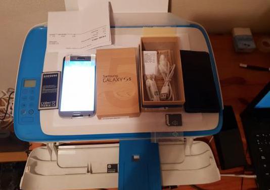 Samsung galaxy s5 sm - g99f 16 gb como nuevo