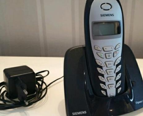 Siemens telefono inalambrico gigaset as140