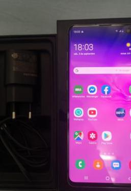 Samsung galaxy s10 plus 512gb ceramico