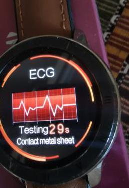 Smartwacht lemfo elf2