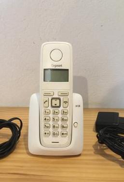 Teléfono inalámbrico gigaset a120