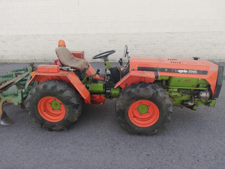 Tractores agrícolas agria 9945 castellón