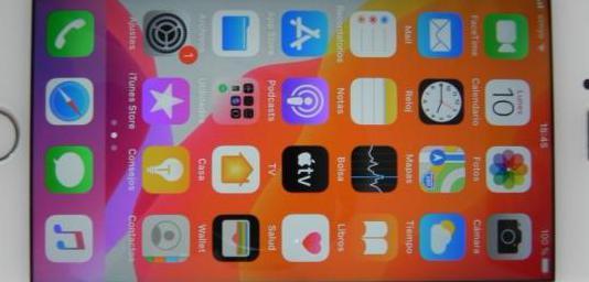 Iphone 6s rosa oro 64 gb con fortnite