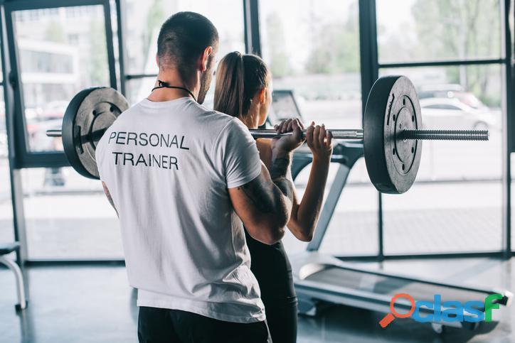 Planning fitness totalmente personalizado
