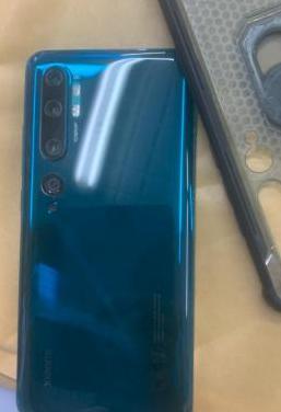 Xiaomi mi note 10 verde aurora
