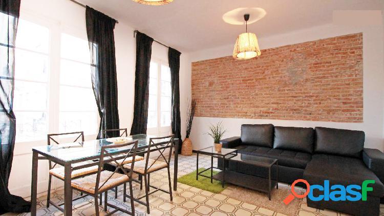 Precioso apartamento en alquiler en Poble Sec, Barcelona. 1