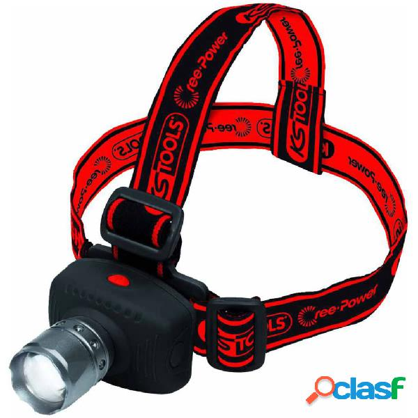 Ks tools linterna de cabeza led enfoque cree power 100 lumen 550.1238