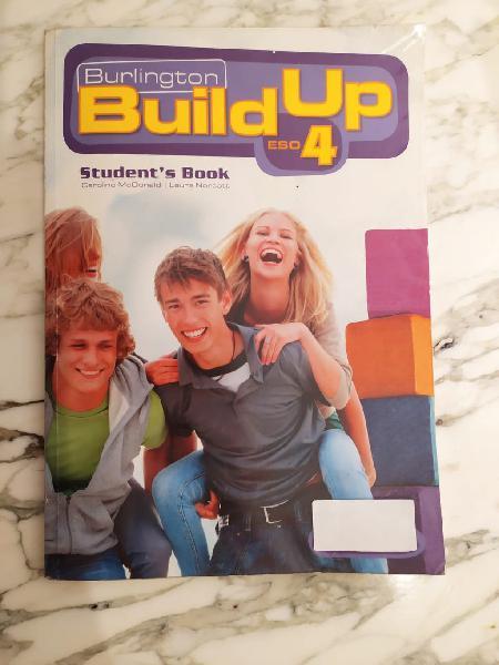 Burlington build up student's book 4eso