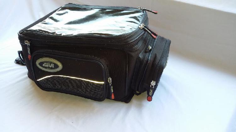 Givi maleta/bolso sobredepósito mod. vouyager
