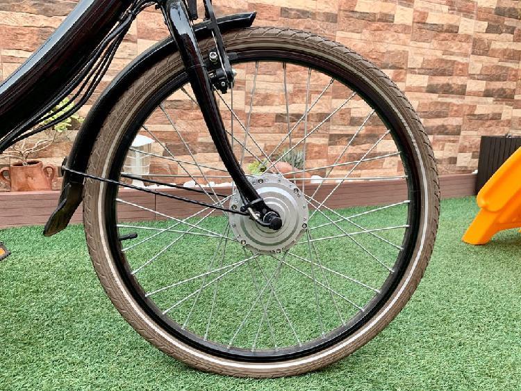 Motor delantero bicicleta eléctrica ciclotek 250w