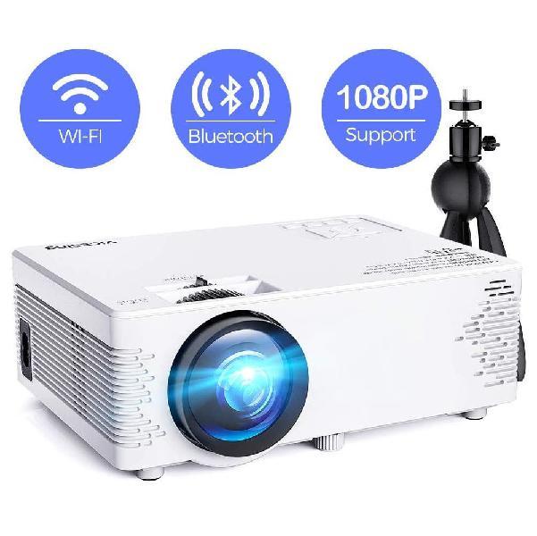 Proyector wifi hd 1080p usb hdmi vga