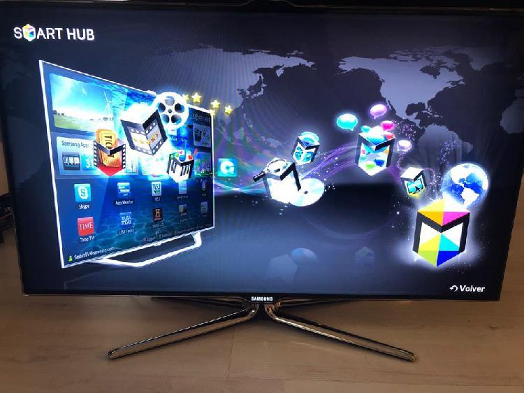 """Smart tv samsung 40"""" led serie 7000"""