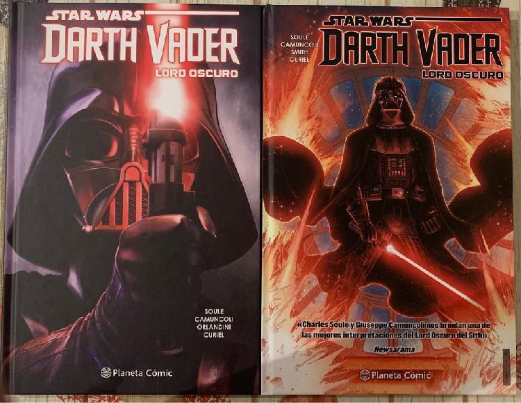 Star wars darth vader lord oscuro 2 tomos