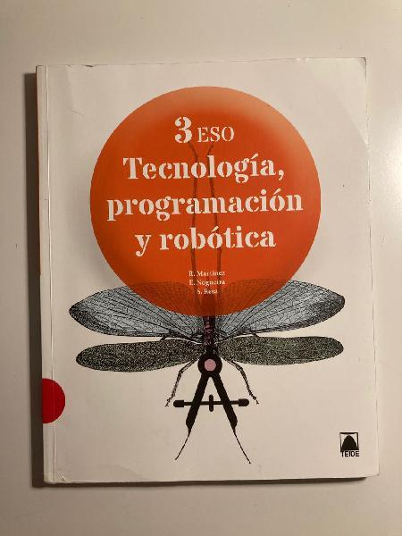 Tecnología, programación y robótica 3 eso