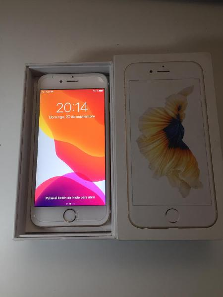 Iphone 6s 64gb libre como nuevo