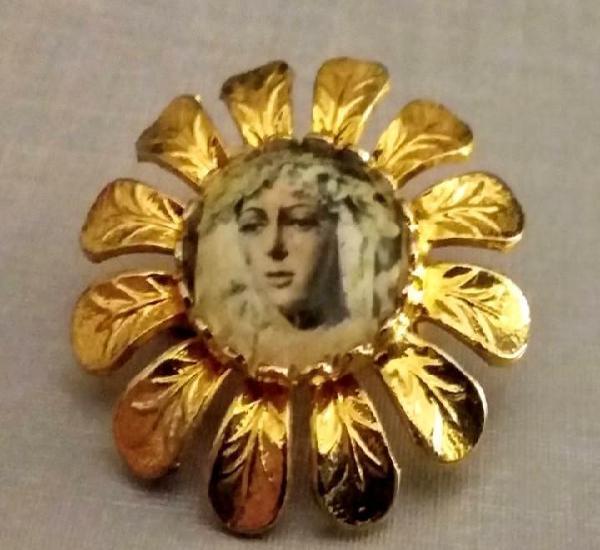 Aguja/broche/ insignia de la virgen macarena