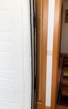 Colchón visco 150 cm impecable