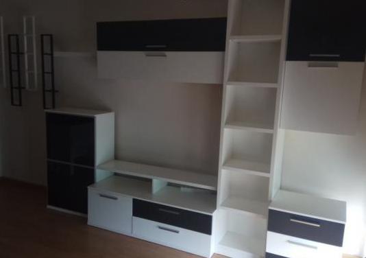 Conjunto muebles salón mesas vitrinas