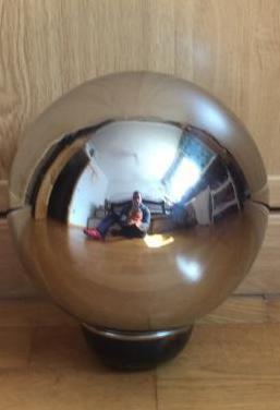 Esfera decoración- perfecto regalo bodas