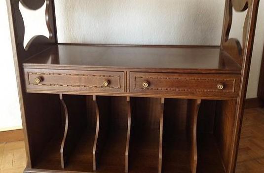 Mueble auxiliar de multiples usos
