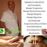 NEW QUALIFIED MASSEUR, ACUPUNTURE