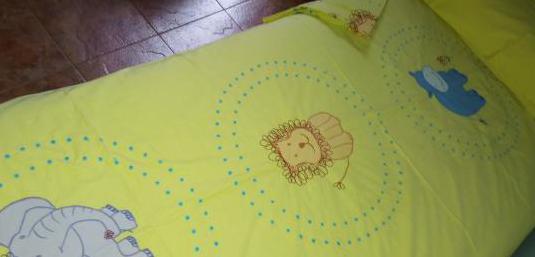 Nórdico 4 piezas cama 90 cms