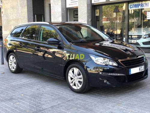 Peugeot 308 sw 1.2i 130cv