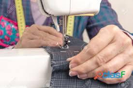 Se requieren costureros,modistas,sastres para trabajar desde casa