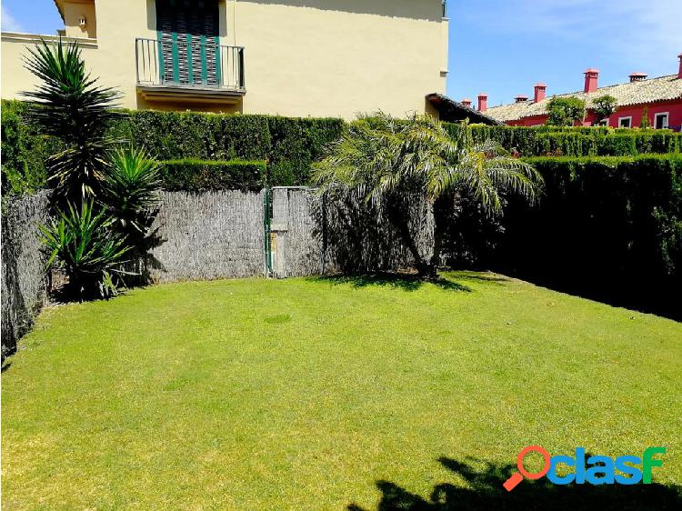 Wonderful townhouse for sale in sotogrande costa