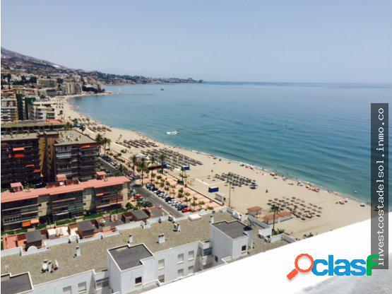 Espectacular Atico primera linea playa 3
