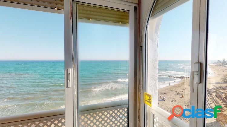 Riviera del sol 1ª Línea Playa - Piso 2 dormitorios piscina 1
