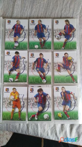 Cromos Leo Messi año Rookie 2004 2005 1