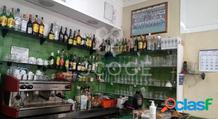 Traspaso bar restaurante con terraza