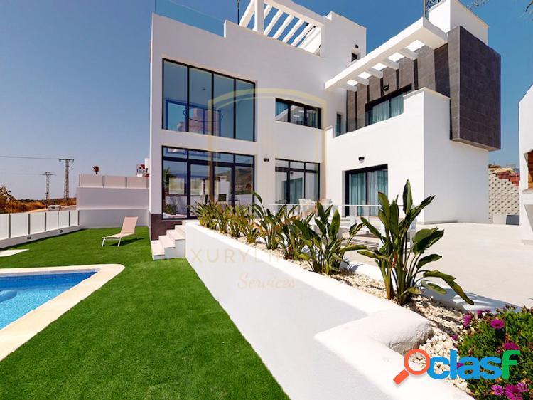 Villa disponible en 2021