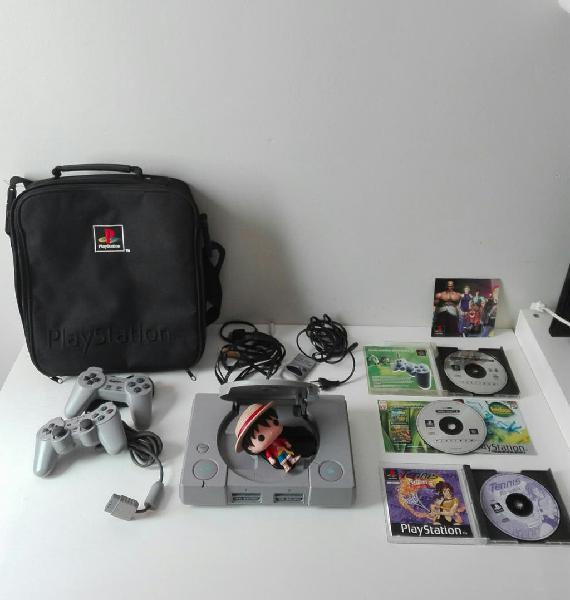 Consola ps1 psx + regalo juegos