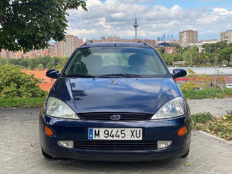 Ford focus wagon 1.8 tddi 90 ghia 5p