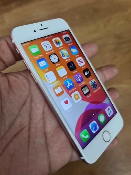 I phone 7 32 gb condición (10/10)