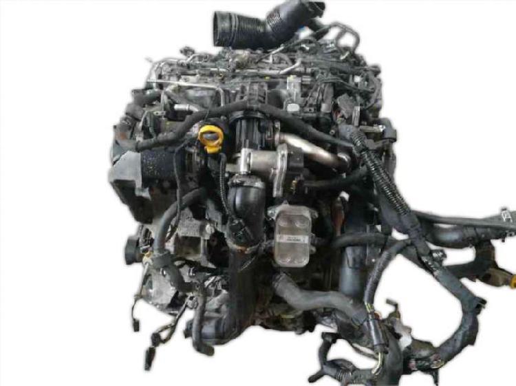 Motor caya seat ibiza (6j5) copa 1.6 tdi (105 cv)