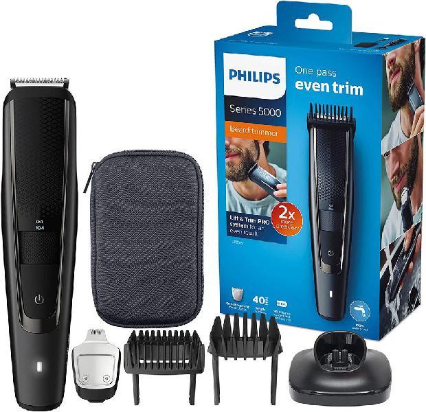 Precintado barbero, philips beardtrimmer bt5515/15