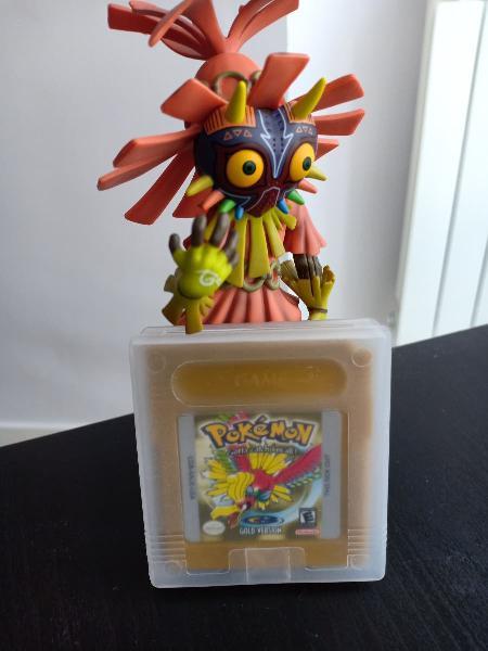 Pokemon oro español gb gbc